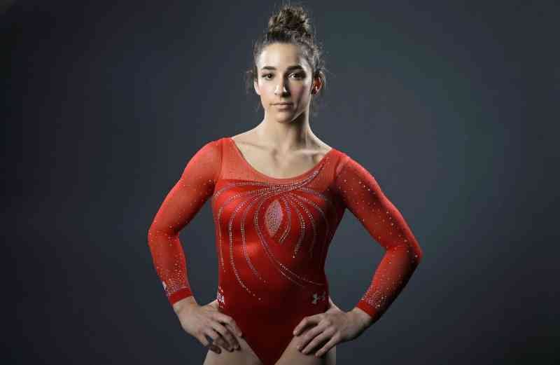 Naked pictures of aly raisman-3463