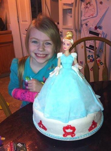 une fille de 8 ans sauve sa mère d'un accident vasculaire cérébral