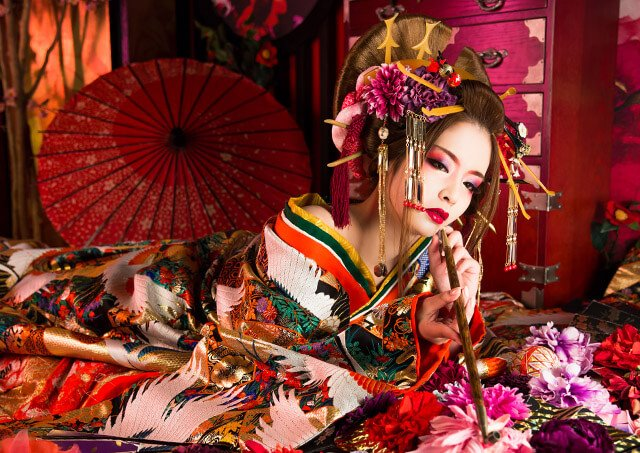 Image result for 花魁