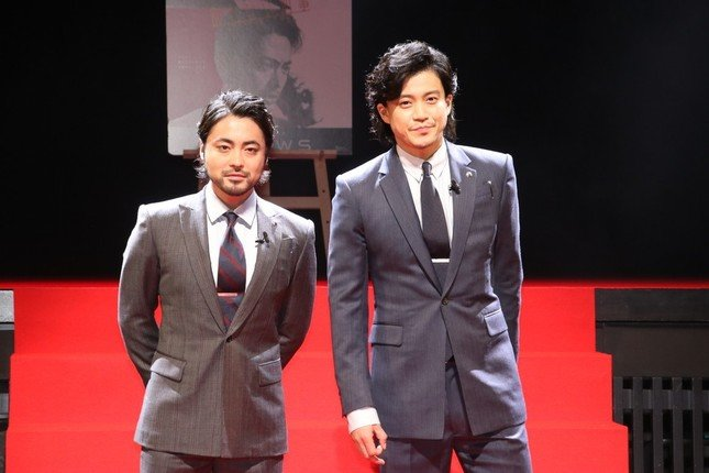 Image result for 小栗旬 山田孝之