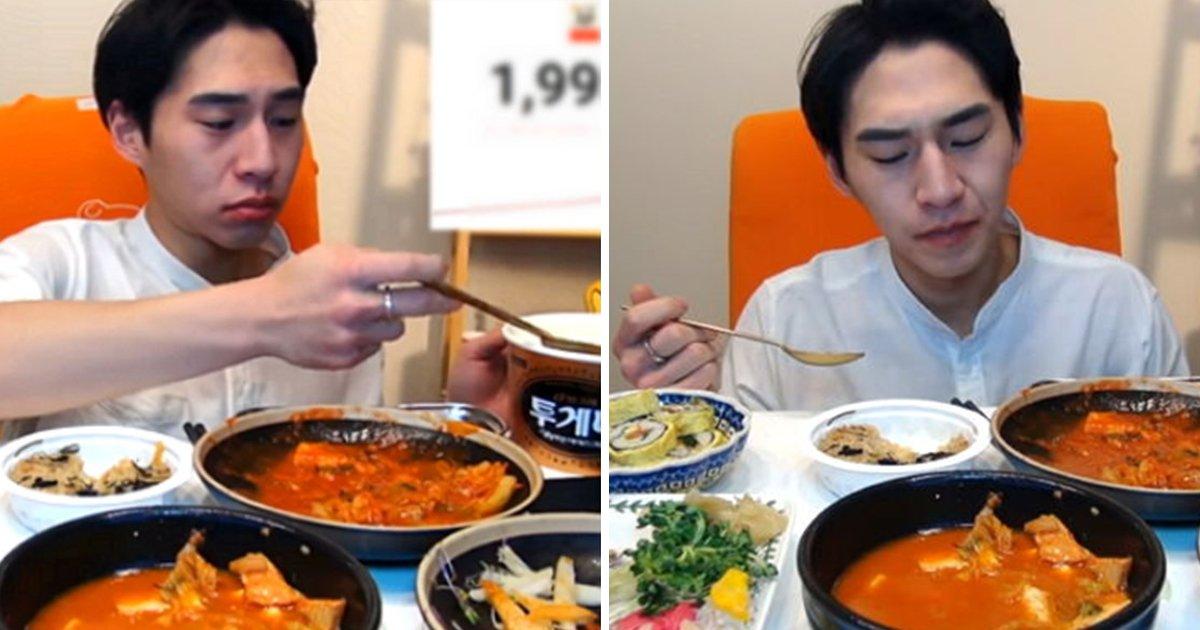article thumbnail 1 - '구독자 200만명 기념 먹방' 찍은 밴쯔에 무리한 요구를 한 시청자 (영상)