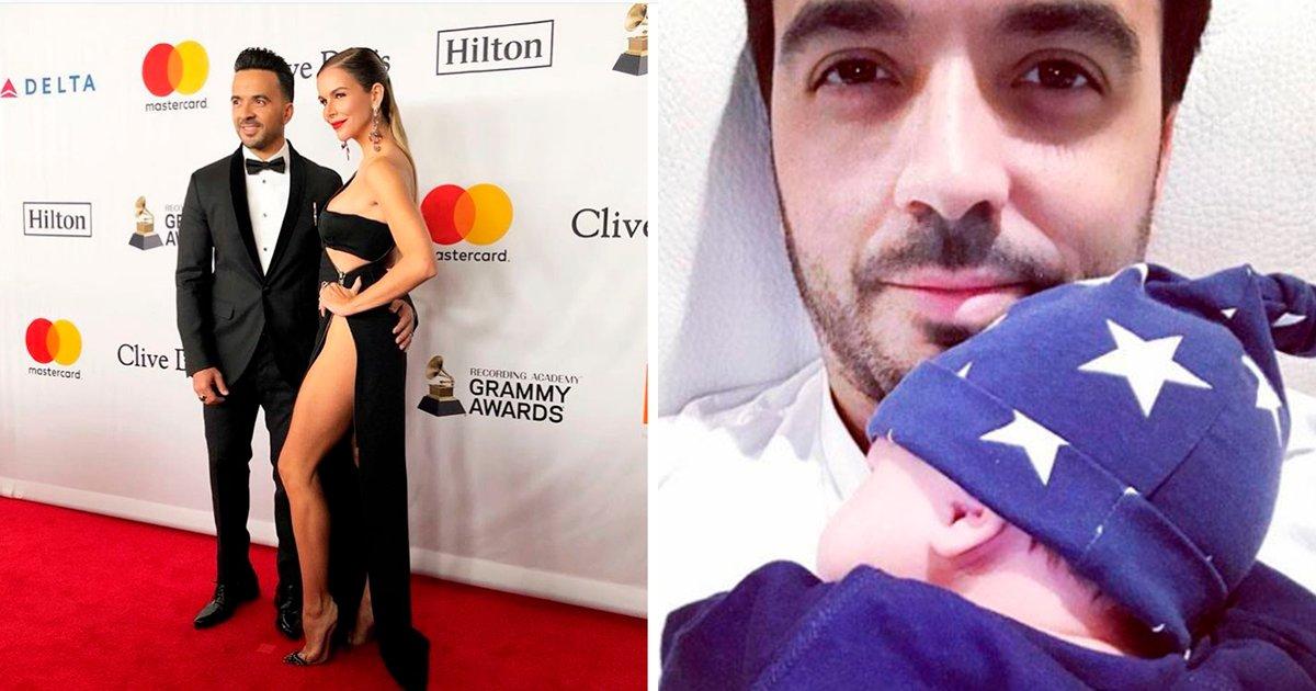 cassf.png?resize=1200,630 - Luis Fonsi decide mostrar el rostro de su hijo de un año y es seriamente criticado en las redes.