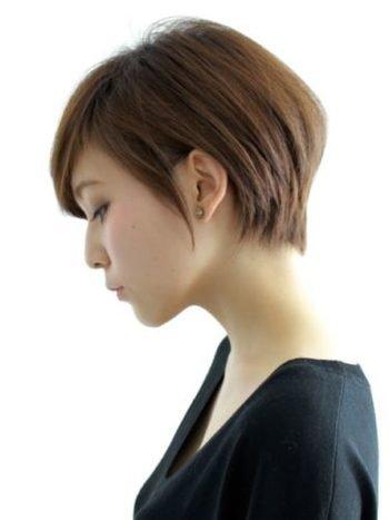 ショートヘア 顔周り에 대한 이미지 검색결과
