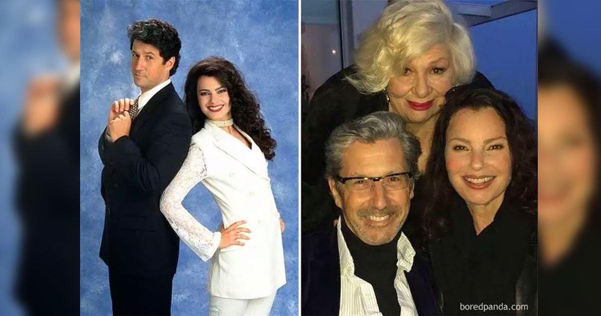 cover 114 - Actores de famosas películas se reunieron después de mucho tiempo. ¡Mira como han cambiado!