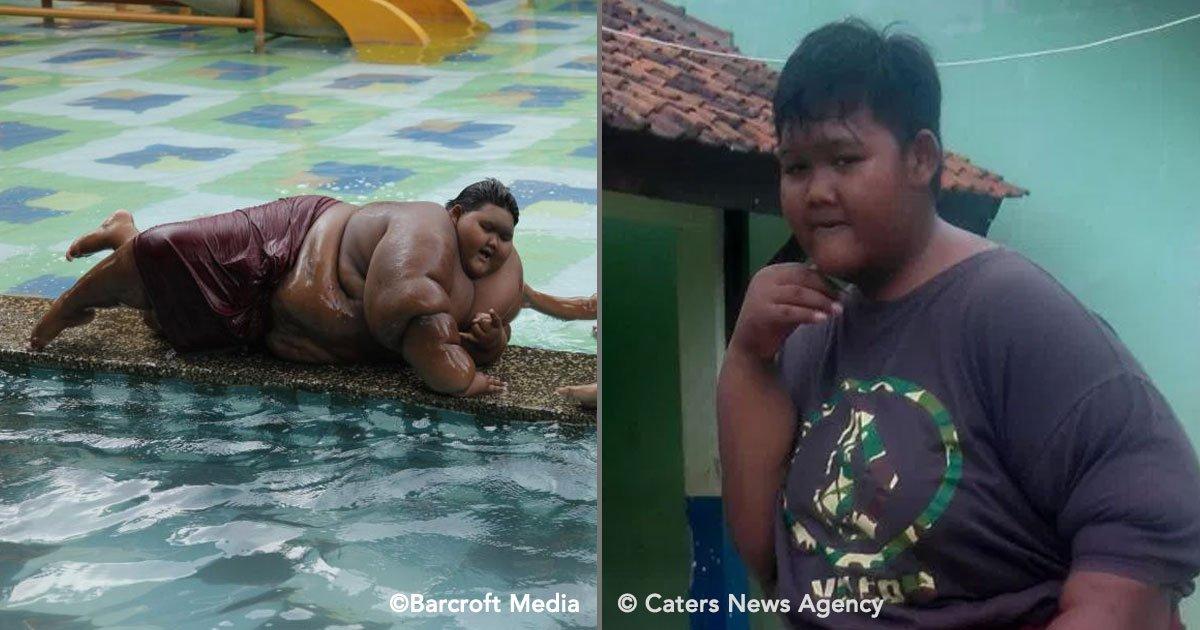 cover 17.jpg?resize=1200,630 - Criança mais gorda do mundo perde 130kg e está bem diferente hoje em dia