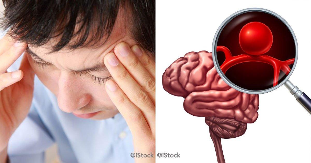 cover 21.jpg?resize=1200,630 - Síntomas de un Aneurisma cerebral y factores de riesgo a tomar en cuenta