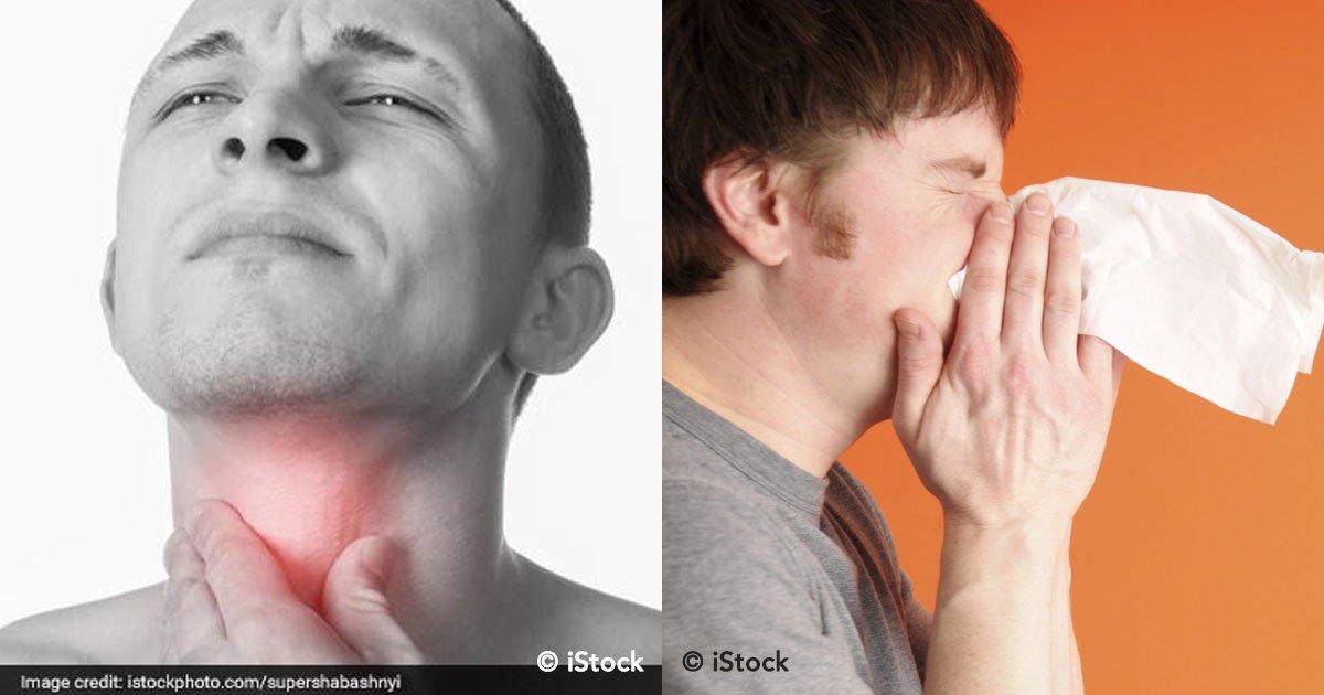 cover 31 - Un hombre se perforó la garganta al taparse el estornudo