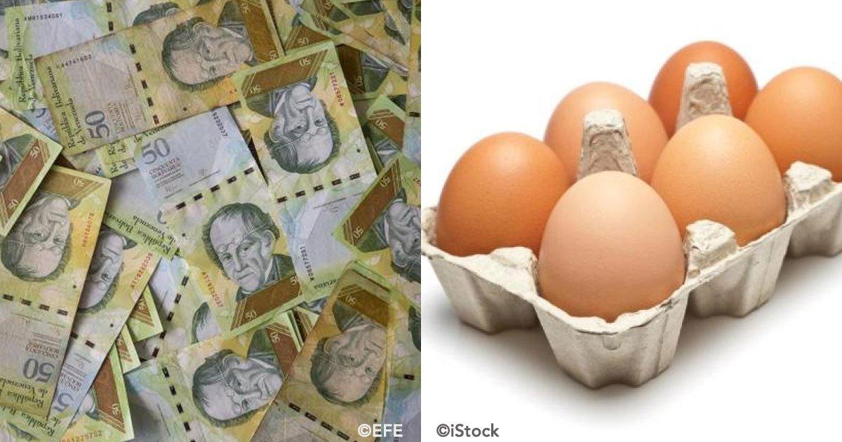 cover 39 - Venezuela y su hiperinflación: La gente paga con huevos