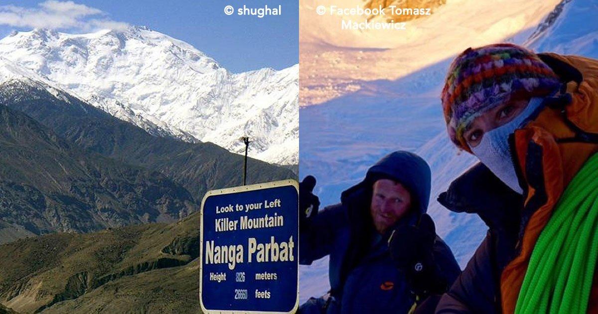 cover 42 - Una alpinista tuvo que dejar abandonado a su compañero de expedición congelándose sin remedio