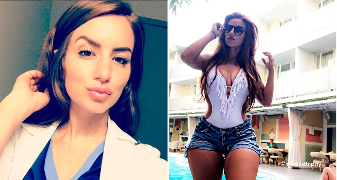 cover 4docs.png?resize=412,232 - Ela é considerada a médica mais sexy do mundo e está deixando todo mundo boquiaberto