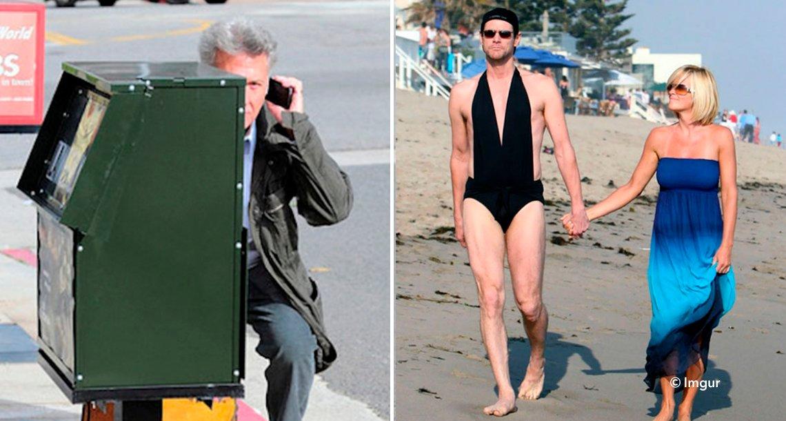 cover 4fot - Fartos de fotos: Veja as reações geniais desses famosos diante dos paparazzi