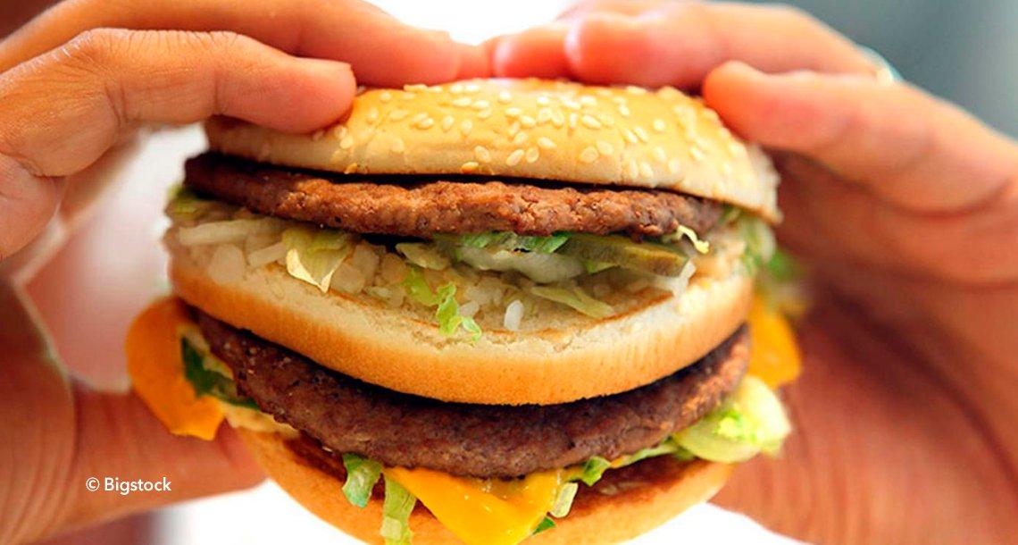 cover 4ham - Después de saber de qué está hecha la carne de las hamburguesas de McDonald´s no volverás jamás
