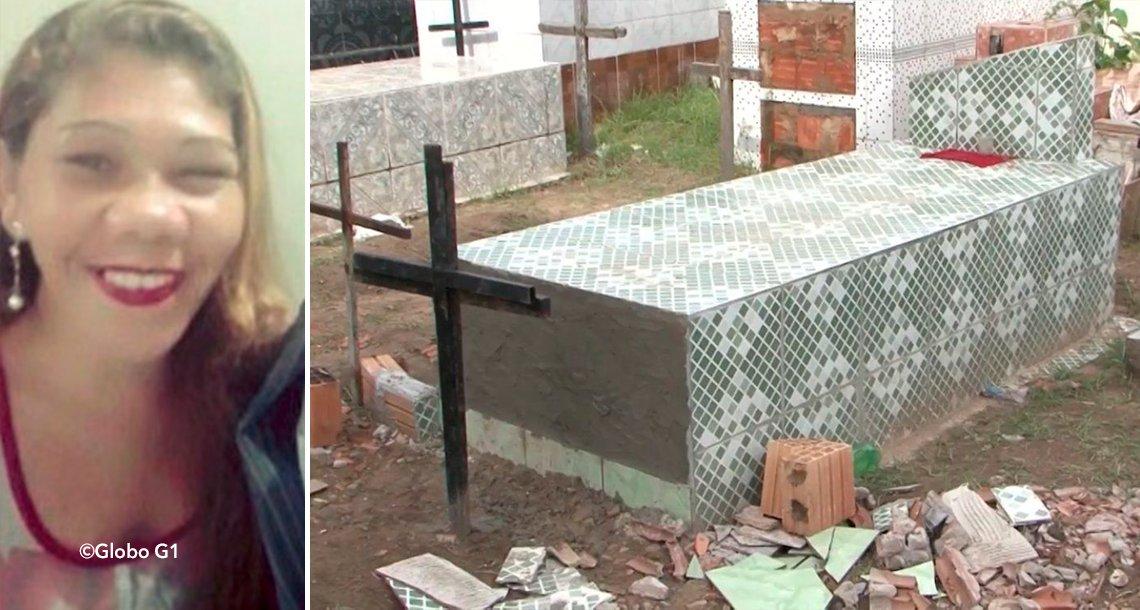 cover 4muerte.png?resize=1200,630 - Fue enterrada viva y murió tras once días intentando salir del ataúd
