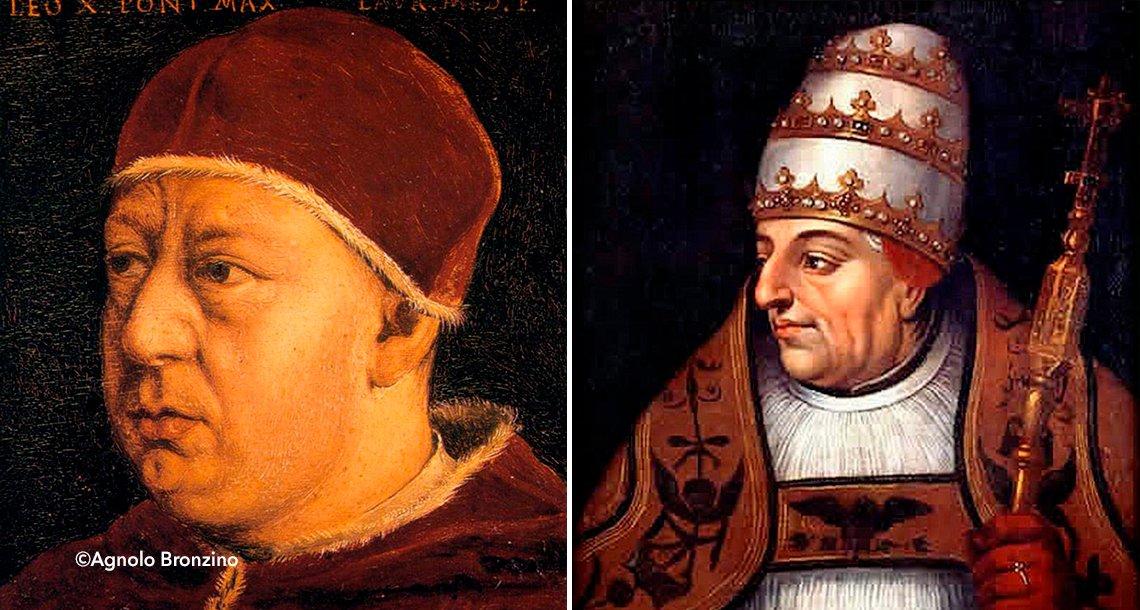 cover 4pope - Estos son los 7 papas más controversiales de la historia