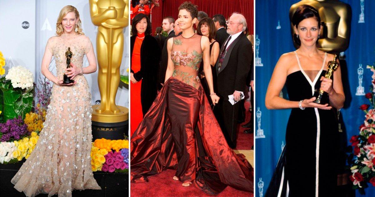 cover 4ss - Los 15 vestidos de celebridades que impactaron en la historia de los premios Óscar