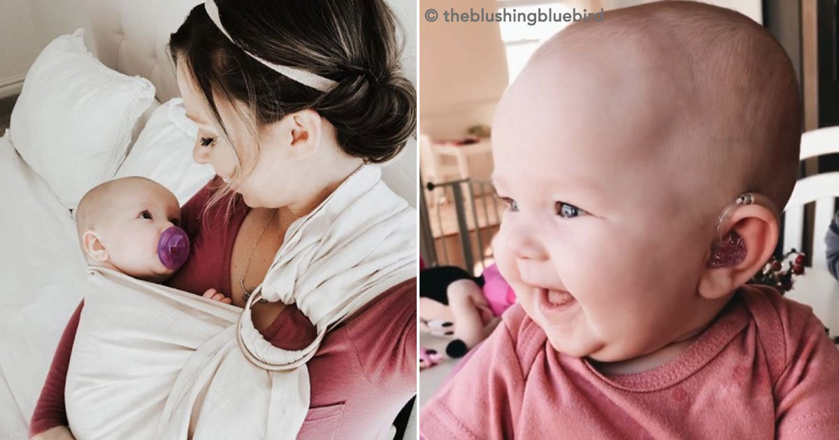 cover 63 - Una beba que nació sorda logra escuchar a su madre por primera vez