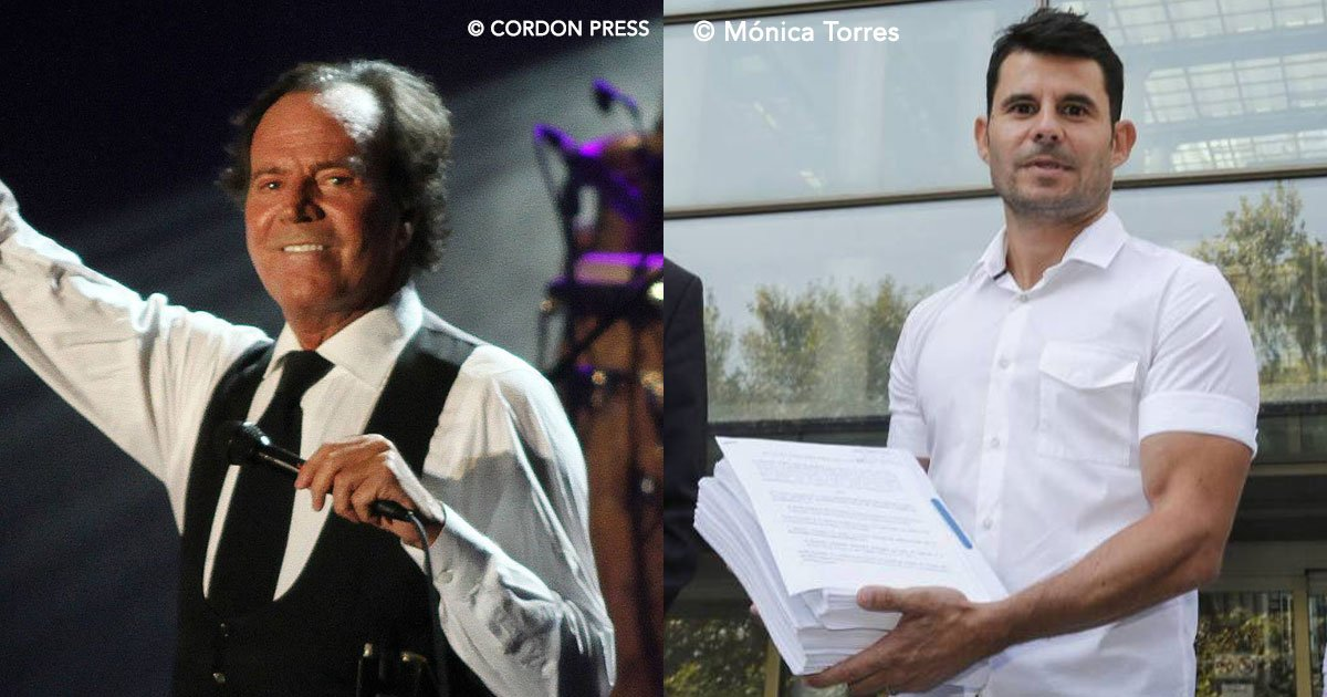cover 77 - Fuertes rumores señalan que Julio Iglesias tuvo un noveno hijo, se llama Javier Sánchez y tiene 41 años