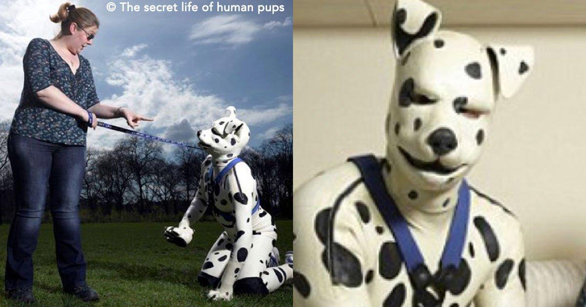 """cover 84.jpg?resize=1200,630 - Este hombre ha decidido ser un """"Cachorro humano"""" y vivir como un perro, su historia es perturbadora"""
