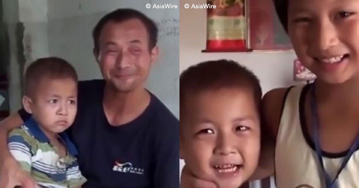 cover 97.jpg?resize=1200,630 - Un pequeño en China nació con una rara condición y no es aceptado en ninguna escuela
