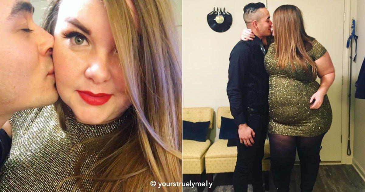 cover.jpg?resize=636,358 - Menina publica foto com seu namorado e é criticada sobre seu sobrepeso - a sua resposata foi genial!