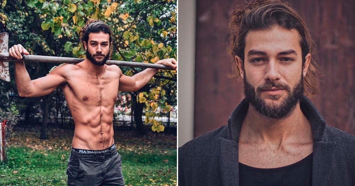 cover2sd.jpg?resize=1200,630 - Este joven italiano estudiante de medicina y modelo ha causado furor en las redes sociales, es súper sexy