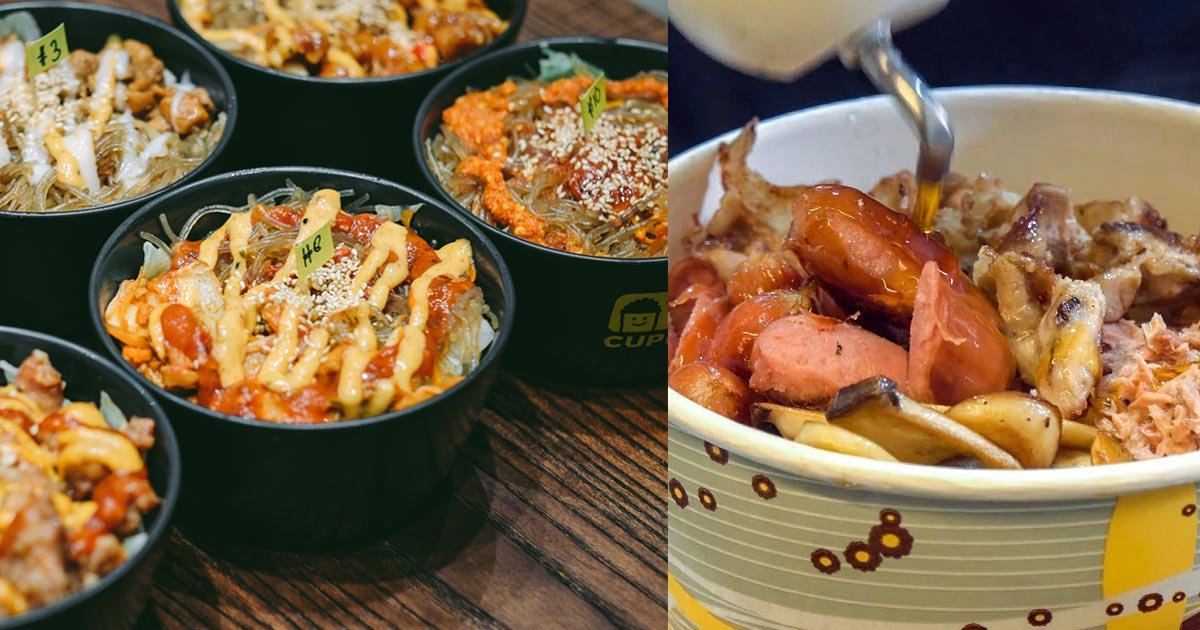cupbop.jpg?resize=1200,630 - Essa deliciosa comida de rua com certeza te fará querer visitar a Coreia do Sul!