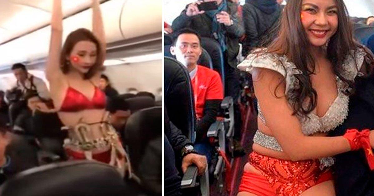 cvier.png?resize=1200,630 - Azafatas semidesnudas causan polémica durante un vuelo a Vietman