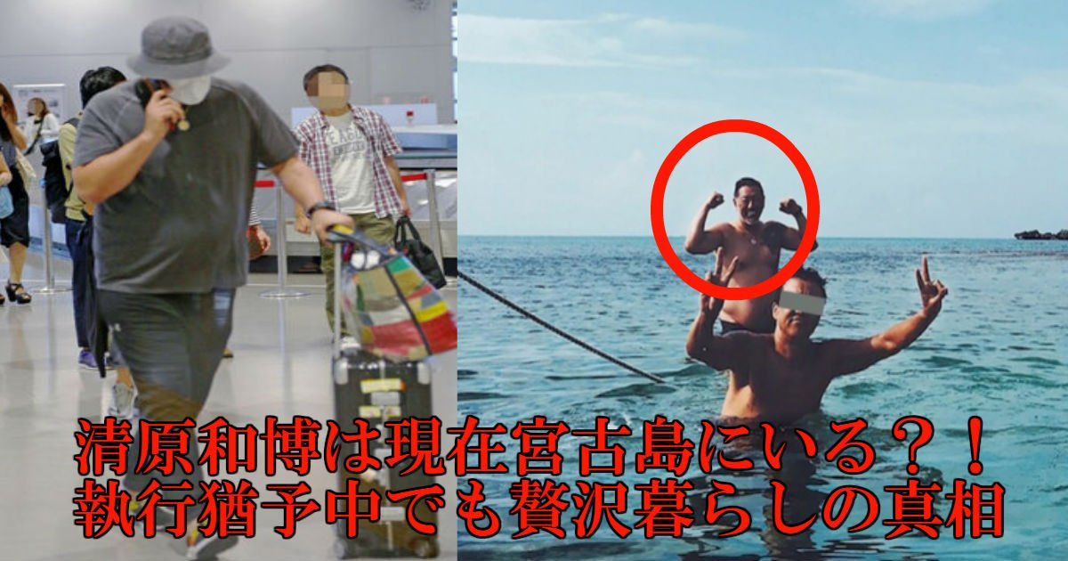 d 5 - 覚醒剤で逮捕された清原和博!現在宮古島で贅沢暮らしって本当?!