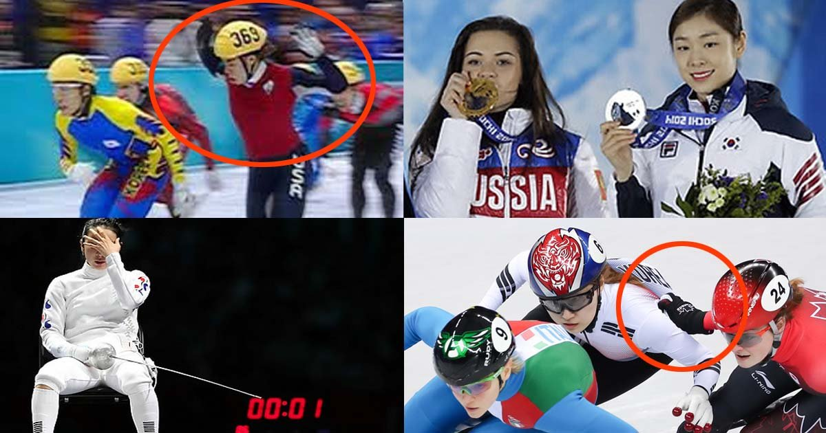 ebacb4eca09c 1 ebb3b5ec82ac 31 - 한국인들을 분노하게 만든 역대 '최악'의 '올림픽 경기' 4