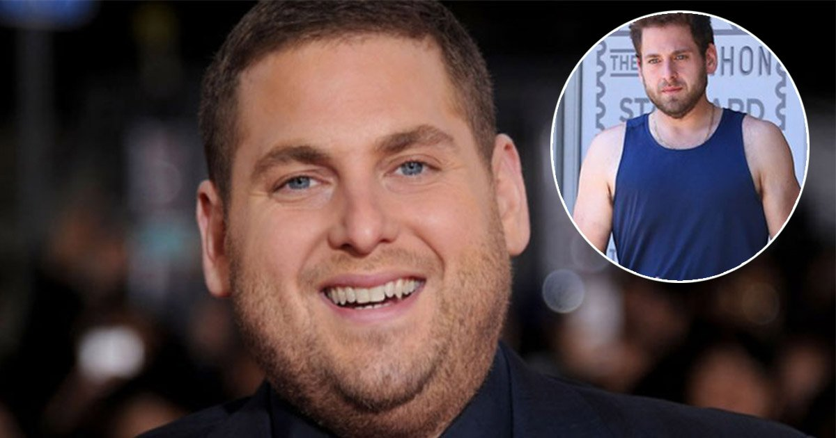 ec8db8eb84ac2 4 - American Actor Jonah Hill Shows Off Body Transformation. Credits Nutritionist and Push Ups.