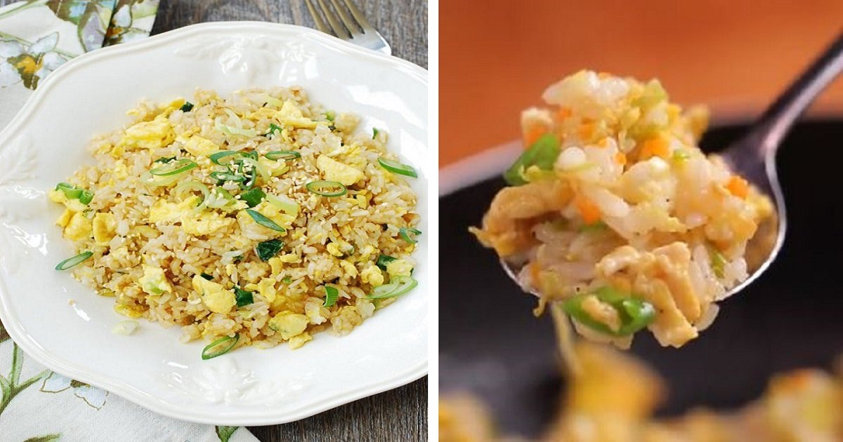 eggsfriedrice2 1.jpg?resize=300,169 - Would Like To Try Eggs Fried Rice, But Too Many Different Recipe On The Internet? Here Is the Easiest One
