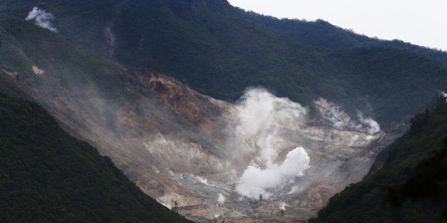 「箱根山の噴火」の画像検索結果