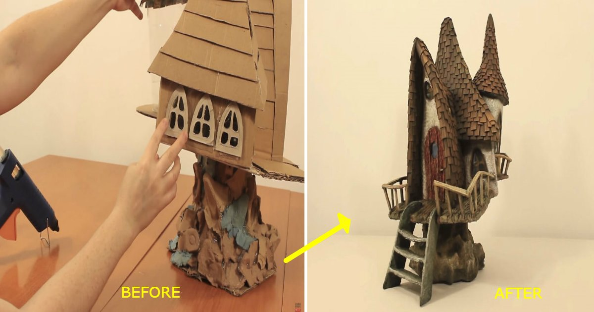 faifeatured.png?resize=300,169 - She Spent Only $3 To Make A fairy House Out Of Trash