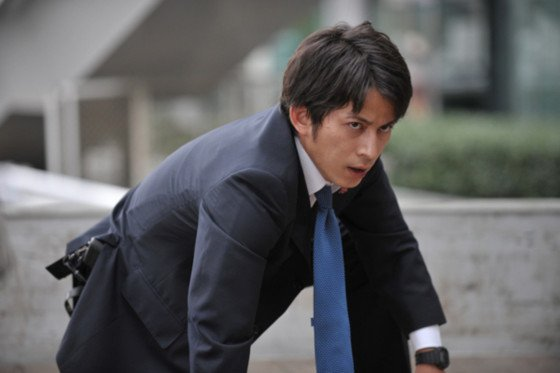 Image result for 岡田准一 SP