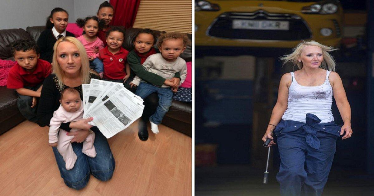fgef.png?resize=648,365 - Madre de 8 hijos afirma que ha sido rechazada debido a su buen aspecto