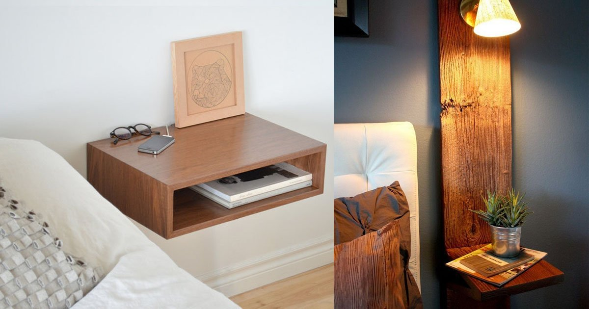 floating.jpg?resize=1200,630 - This DIY Platform Bed With Floating Night Stands Shows What A Dream Bedroom Looks Like!