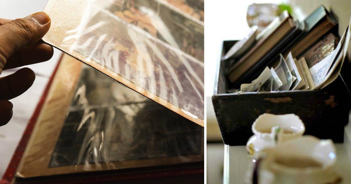 fotoantiga.jpg?resize=300,169 - Como preservar fotos antigas - saiba como impedir que fotos de família mofem e amassem com o passar do tempo