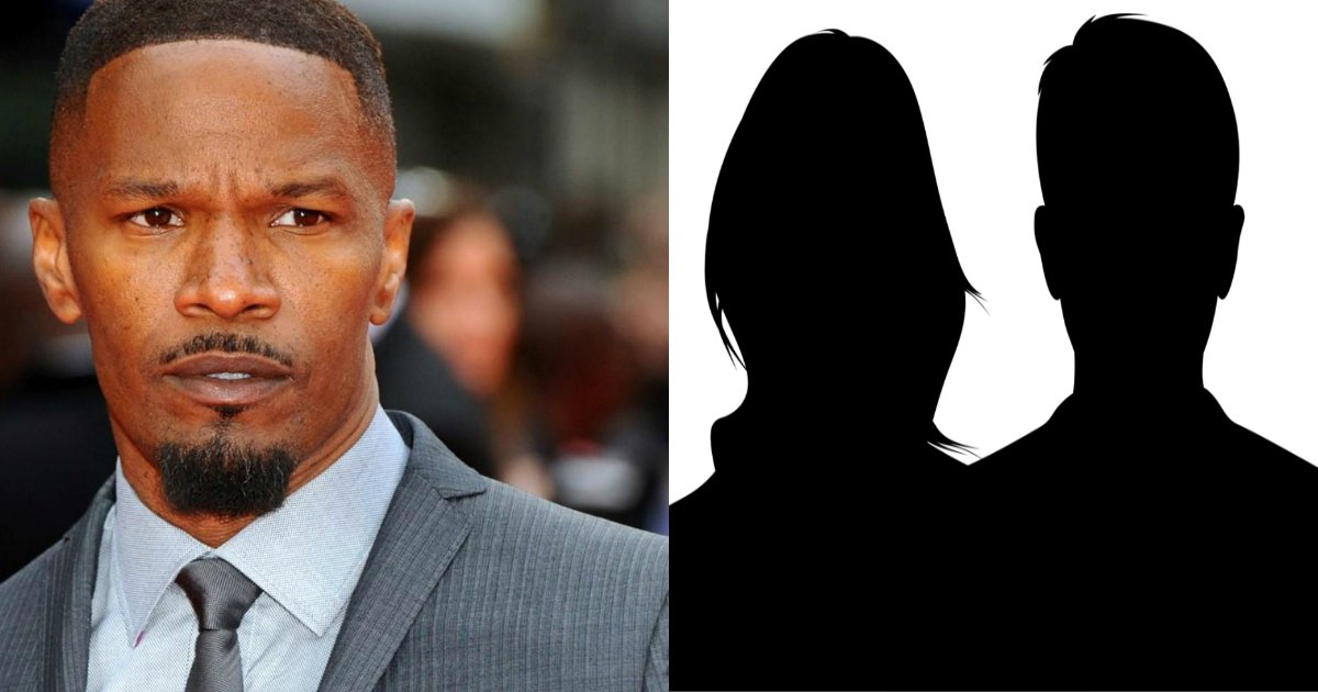 foxx - Jamie Foxx Abandoned As Baby, Finds Birth Parents 45 Years Later