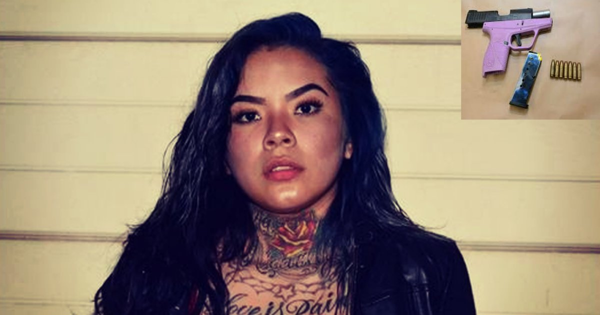 fresno featured - Fresno Woman Mugshot Goes Viral After Being Shared on The Internet
