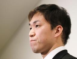 川崎駿選手