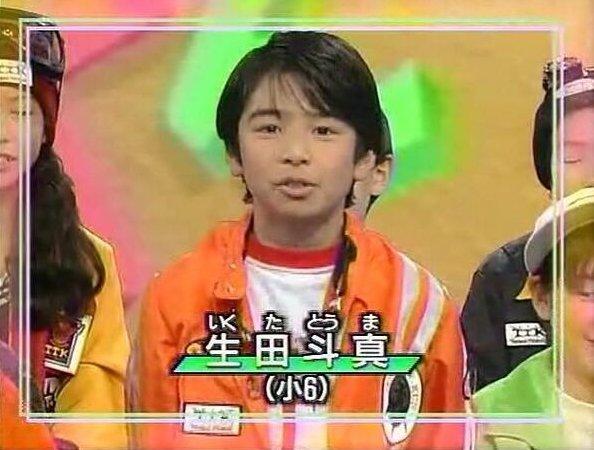 Image result for 天てれ 生田斗真