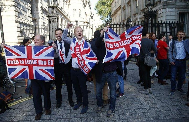 「イギリスのEU離脱」の画像検索結果