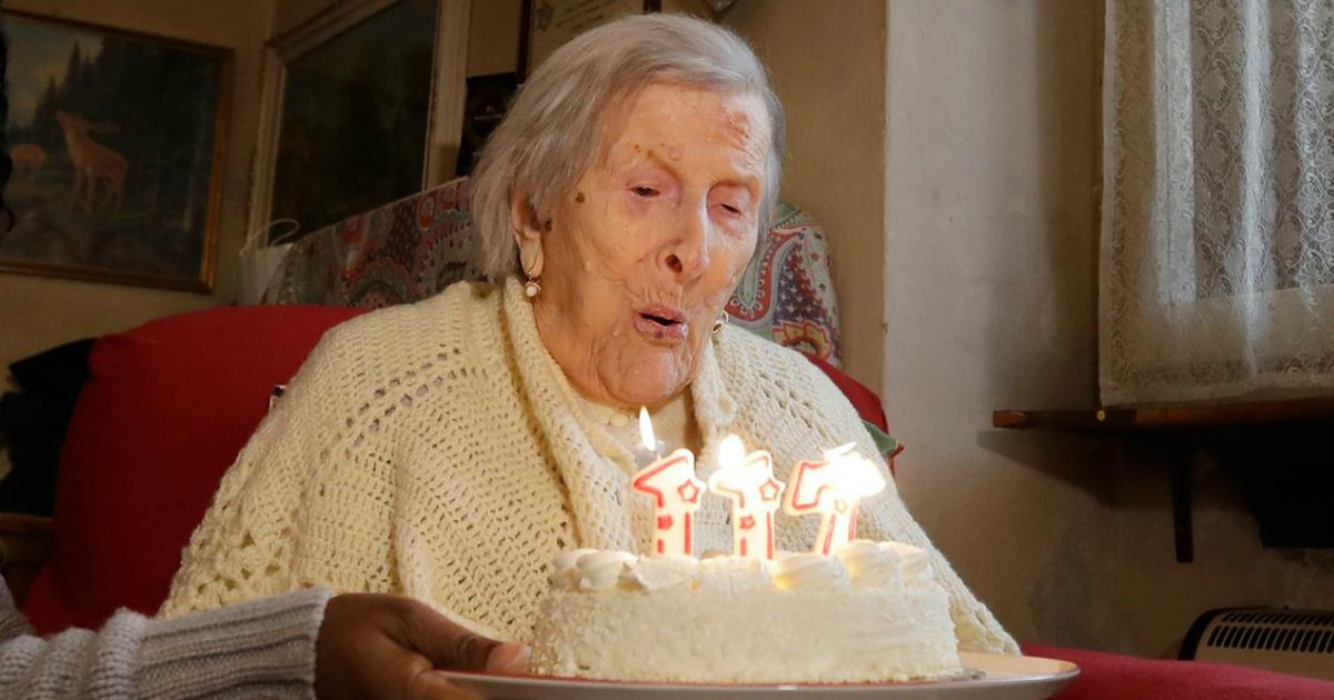 long life - The Secret Behind Living To 117 Years