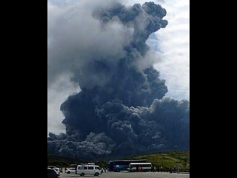 阿蘇山大噴火에 대한 이미지 검색결과