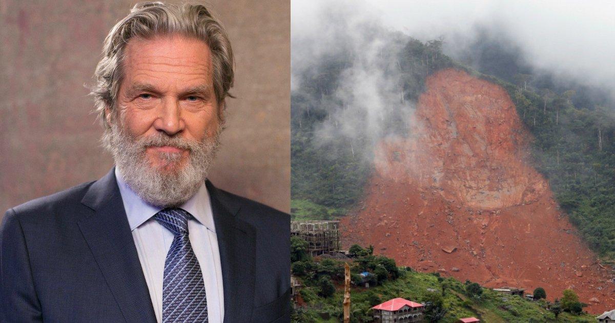 mudslide - Jeff Bridges' Horrendous Experience Of Surviving From Deadly Mudslide