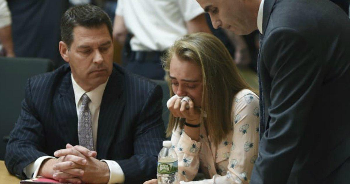namorada2.jpg?resize=1200,630 - Jovem garota que pressionou namorado para que ele tirasse a sua própria vida é declarada culpada pela justiça