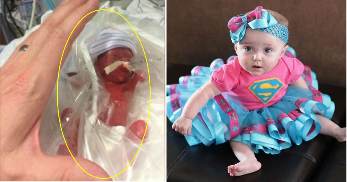 naomi thumbnail.jpg?resize=1200,630 - Doctors Told Her to Abort The Baby, Claiming She Will Be StillBorn. Now, Two Years Down The Line And The Result Proves Doctors Were Wrong