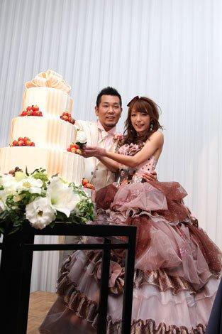 Image result for フジモン&ユキナ 結婚式