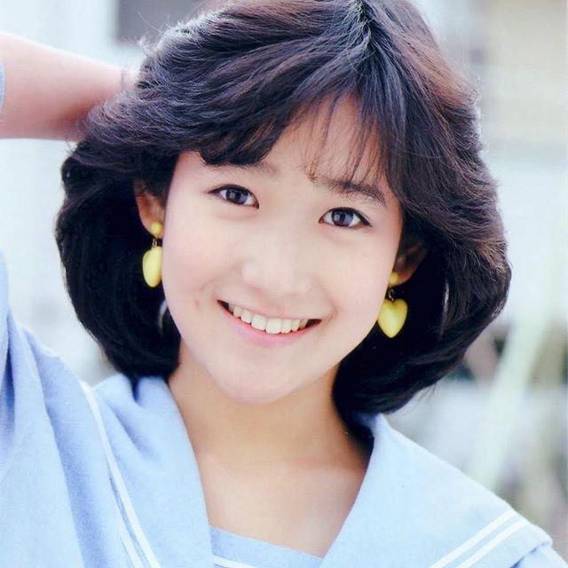 Image result for 岡田有希子