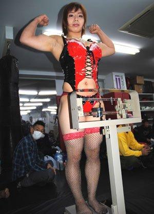 中井りんさん PANCRASE 2012 PROGRESS TOUR、2012年12月1日에 대한 이미지 검색결과